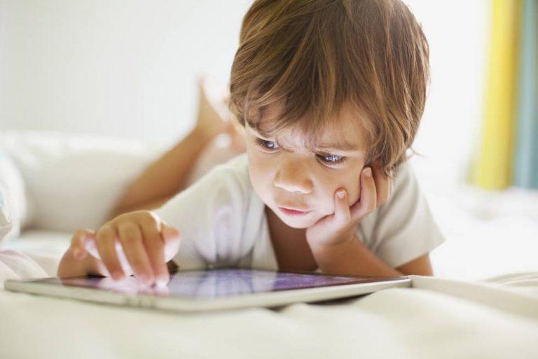 impacto de la tecnologia en los niños